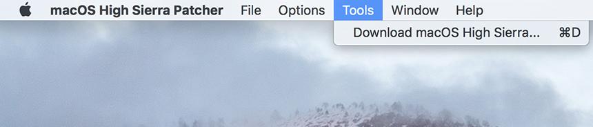 Как установить mac os sierra на mac os x. Чистая установка macOS High Sierra