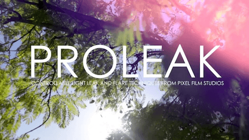 Pixel Film Studios - ProLeak for Final Cut Pro X