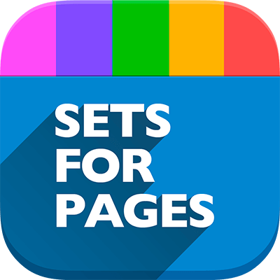 Sets Design Expert - Templates for Pages 2.0
