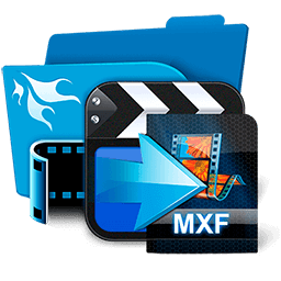 AnyMP4 MXF Converter for Mac 8.1.10