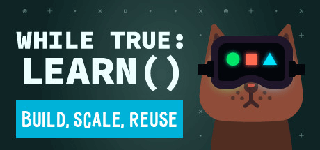 while True: learn() (2018)